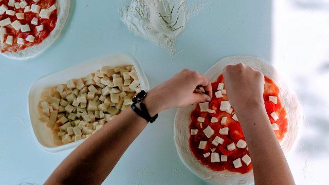 Pizza – Beleger (m/w)