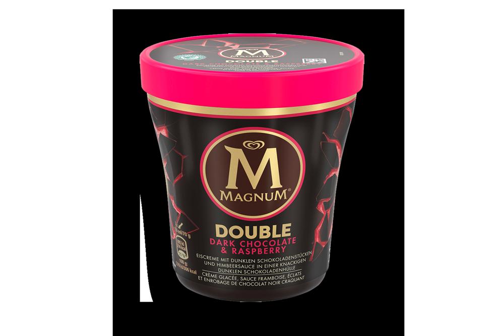 Double Dark Chocolate & Raspberry