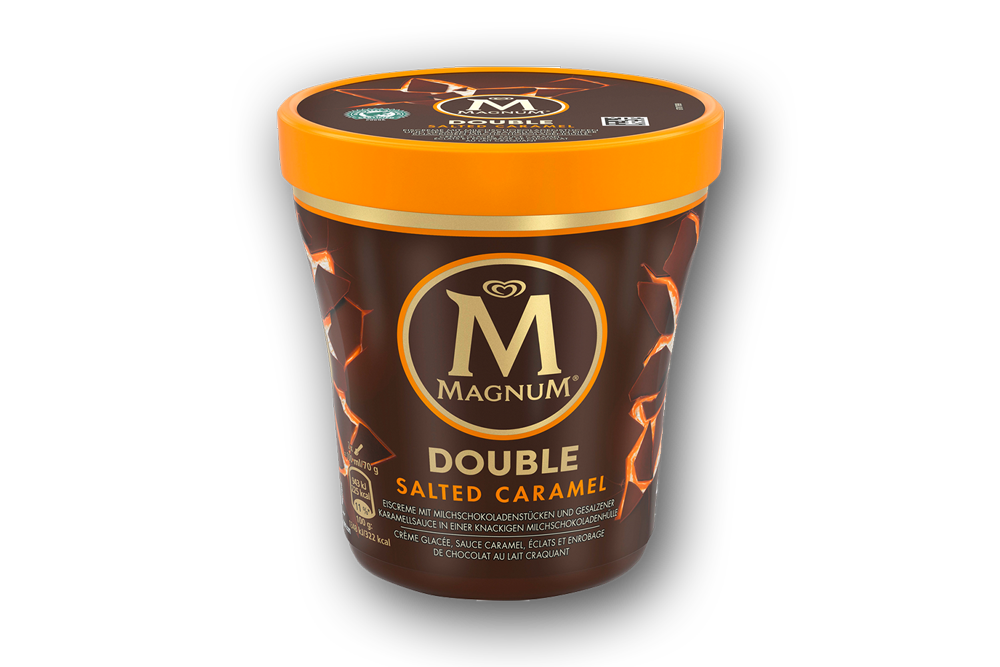 Double Salted Caramel